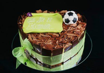 Schokosplitter-Torte